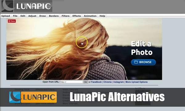LunaPic Alternatives