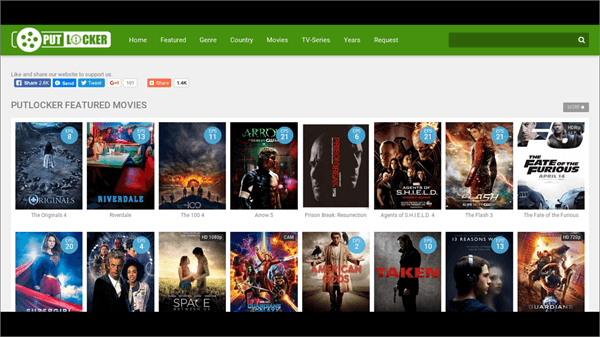 Best movie streaming websites reddit