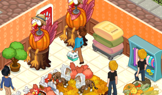 Pet Shop Story is one of the best Pets Apps Matching My Talking Tom for iPhone.