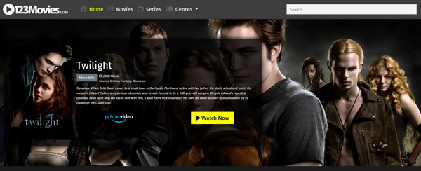 123Movies is one of the top best Vidics Alternatives to Watch movies/TV serials.