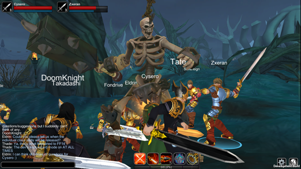 AdventureQuest 3D is one of the best local multiplayer recreations for Android.