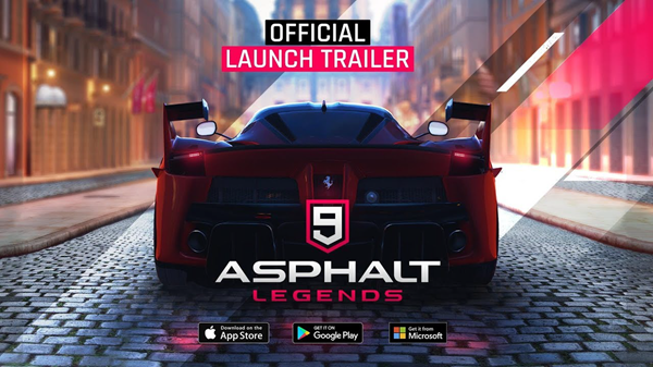 Asphalt 9 is one of the best local multiplayer recreations for Android.