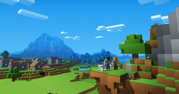 Minecraft is one of the best local multiplayer recreations for Android.
