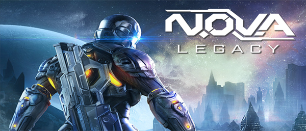 NOVA Legacy is one of the best local multiplayer recreations for Android.