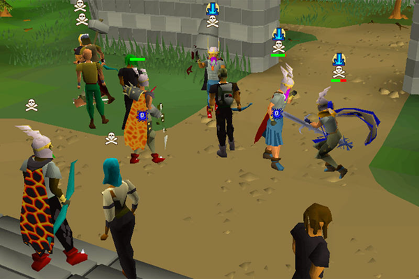 Old School RuneScape is one of the best local multiplayer recreations for Android.