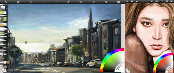 Artrage is one of the best drawing apps for Android.