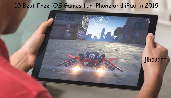 best new games for iphone free