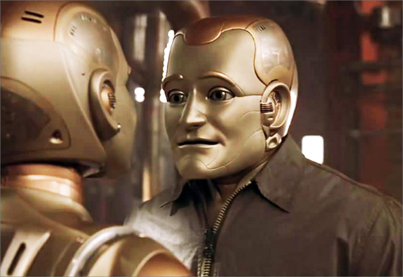 Bicentennial Man is one of the top must Watch Movies Based on the Concept of Artificial Intelligence.