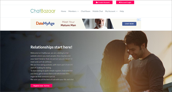 ChatBazaar is one of the Top Best Websites Alternative to RouletteB.