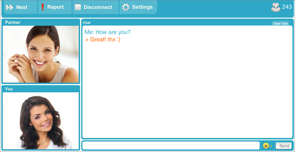Chatroulette is one of the Top Best Websites Alternative to RouletteB.