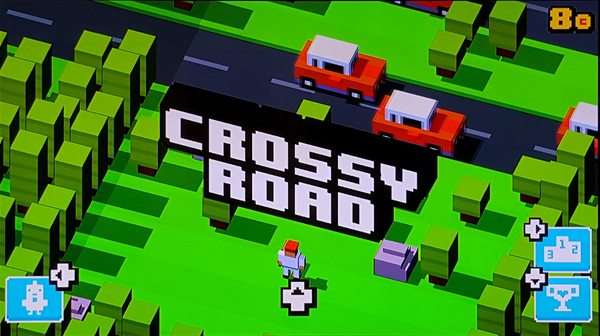 Crossy Road is one of the best local multiplayer recreations for Android.