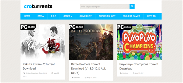 best torrent sites for pc games download