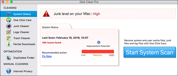 Using Disk Clean Pro to Optimize Your Mac.