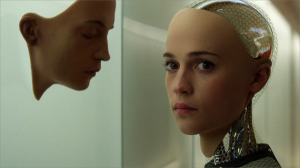 Ex-Machina is one of the top must Watch Movies Based on the Concept of Artificial Intelligence.