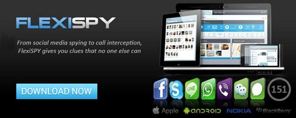 FlexiSpy is one of the top WhatsApp Hacker Apps.
