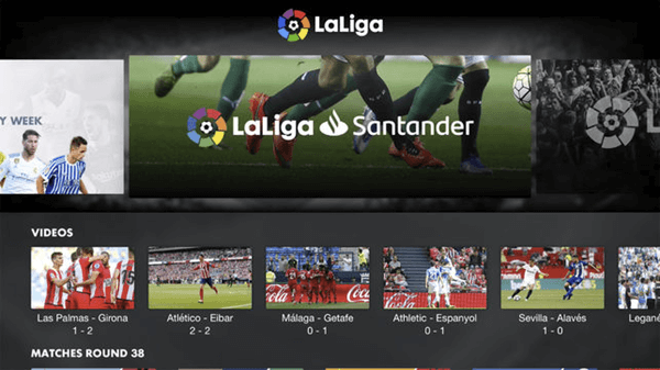 Official Soccer Apps is one of the best Apps To Watch European Football.
