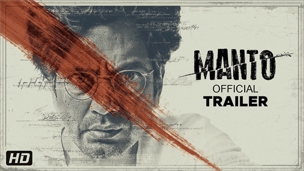 Manto is one of the must watch Bollywood movies on Netflix.