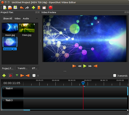 Using Openshot to edit YouTube videos easily.