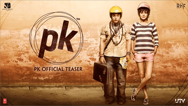PK is one of the must watch Bollywood movies on Netflix.