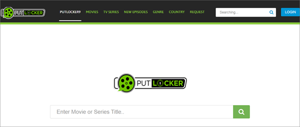 Putlocker is one of the top best Vidics Alternatives to Watch movies/TV serials.