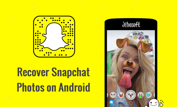 Snapchat Pictures Recovery for Android.