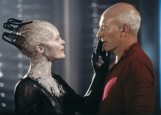 Star Trek: First Contact is one of the top must Watch Movies Based on the Concept of Artificial Intelligence.