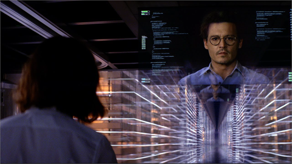 Transcendence is one of the top must Watch Movies Based on the Concept of Artificial Intelligence.