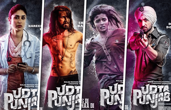 Udta Punjab is one of the must watch Bollywood movies on Netflix.