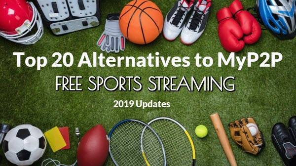 Best Sports Streaming Sites Like MyP2P.