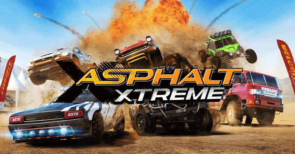 Asphalt Xtreme is one of the best Action Games for your Android phones.