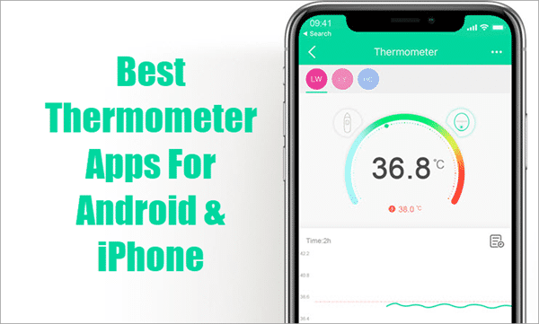 Top Free Thermometer Apps.
