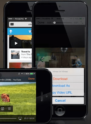Best Video Downloader is one of the best free video downloader Apps for iPhone.