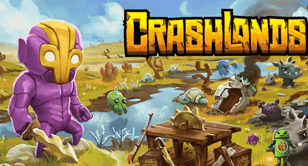 Crashlands is one of the best free offline Android games.