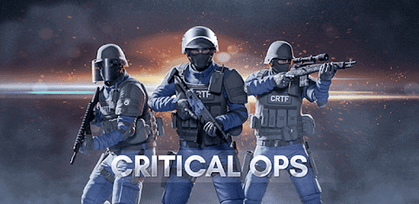 Critical Ops is one of the best Action Games for your Android phones.