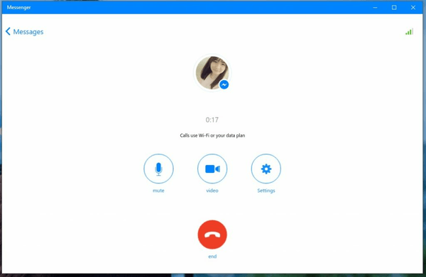 Facebook Video Chat is one of the top video call software for Windows PC.