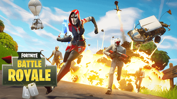 Fortnite is one of the best Action Games for your Android phones.