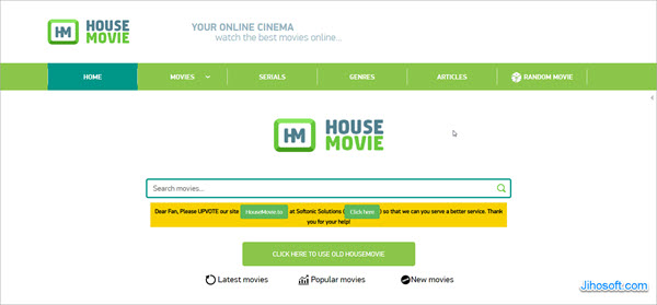 HouseMovie is one of the top best similar sites like Tinklepad.