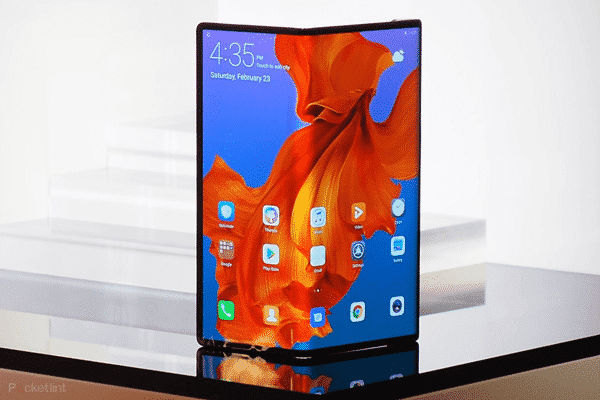 Huawei Mate X is one of the best 5G supported Android mobiles.