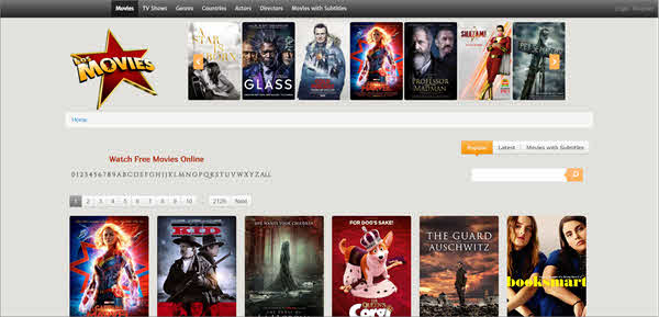 Los Movies is one of the best free online movie streaming sites.
