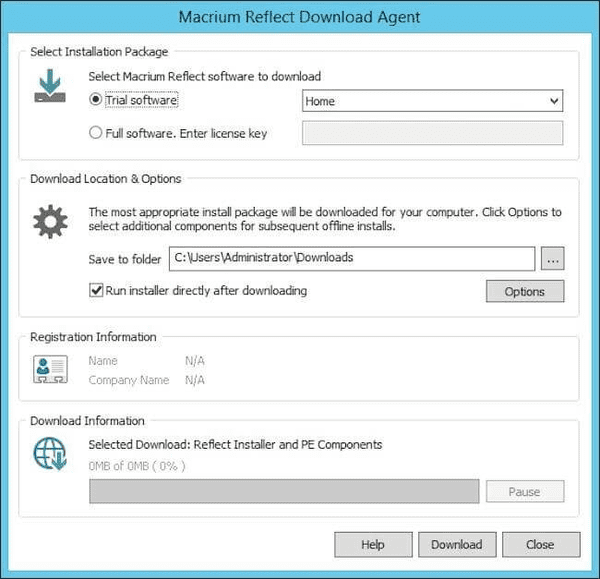 Macrium Reflect is one of the best disk cloning software for Windows.