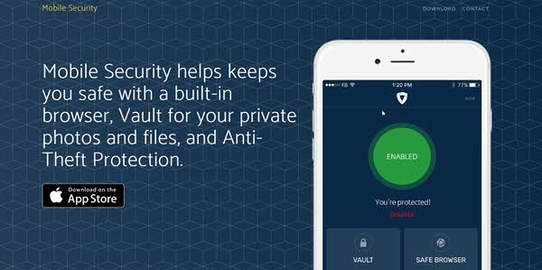 Mobile Security is one of the best free anti-spyware Apps for your iPhone.
