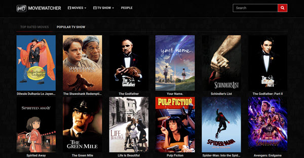 MovieWatcher is one of the top best similar sites like Tinklepad.