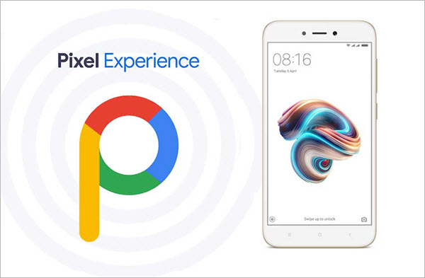 Pixel Experience is one of the best custom ROM for Android phones.