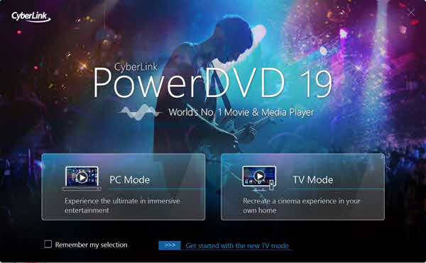 PowerDVD is one of the top best Blu-ray Players.