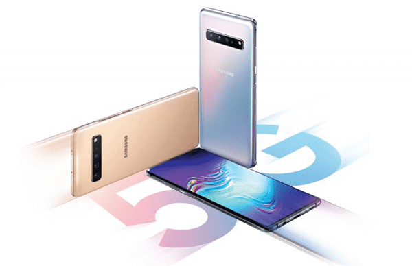 Samsung Galaxy S10 5G is one of the best 5G supported Android mobiles.