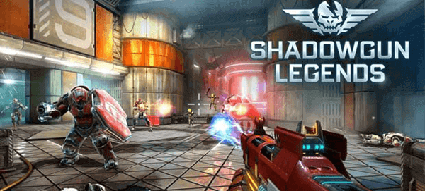 Shadowgun Legends is one of the best Action Games for your Android phones.