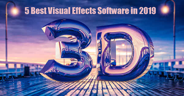 Best Visual Effects Video Makers.