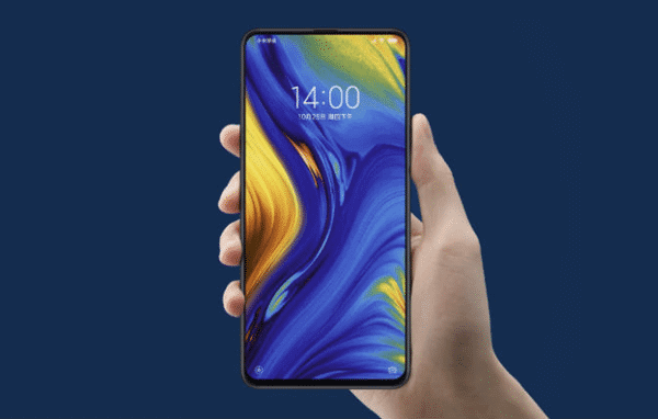 Xiaomi Mi MIX 3 5G is one of the best 5G supported Android mobiles.