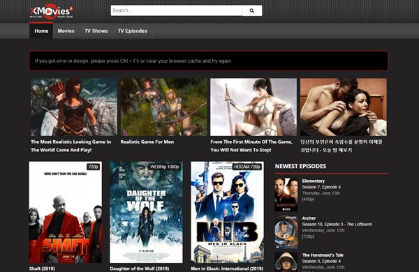 XMovies8 is one of the top best similar sites like Tinklepad.