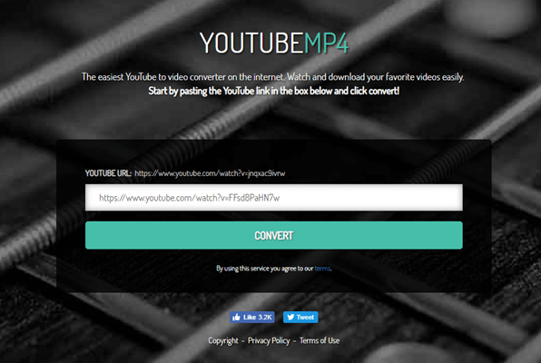 YouTubeMP4.to is one of the top free online YouTube downloaders.